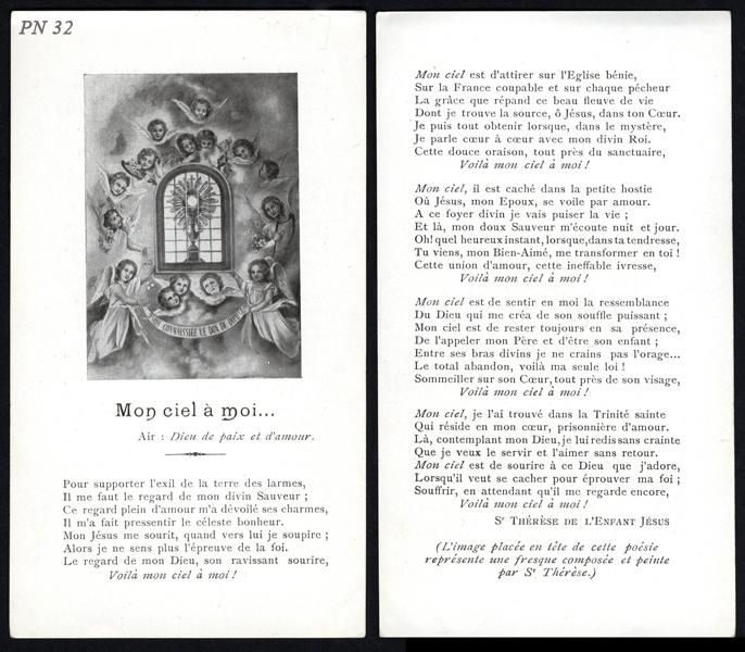 amour divin poème