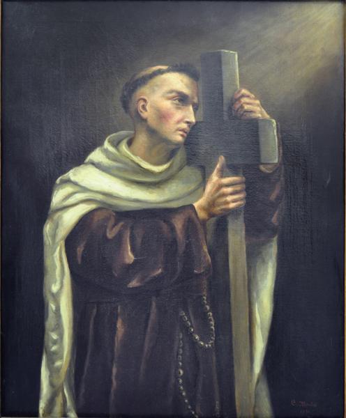 John of the Cross painting