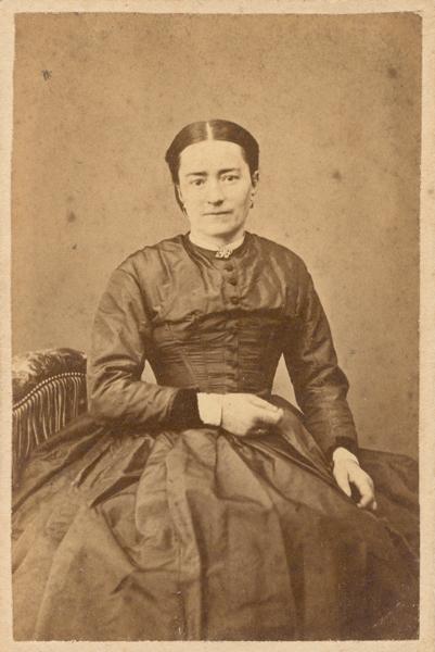 Zélie Martin peu avant sa mort