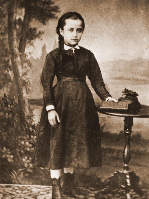 Pauline Martin petite fille
