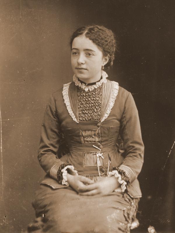 Marie Martin jeune fille