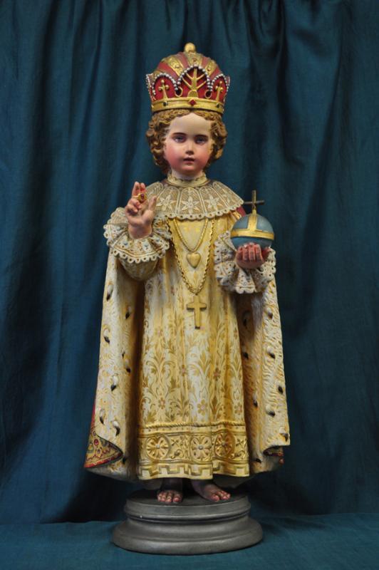 PRIERE  pour les  FAMILLES dans Prières 26-enfant-jesus-de-prague-61-cm