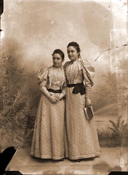Céline et Marie Guérin
