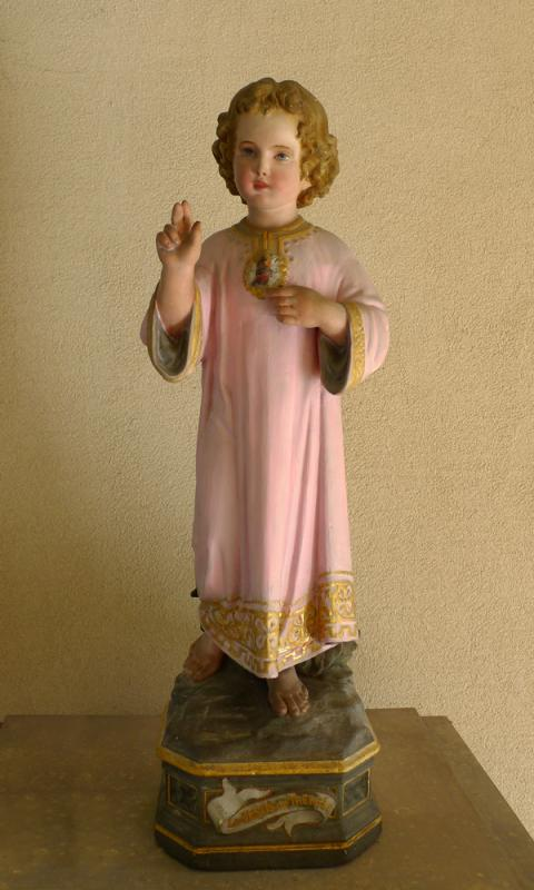 Child Jesus of the cloister