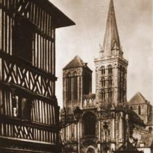Lisieux - the cathedral