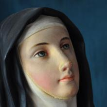 St. Teresa of Avila - detail