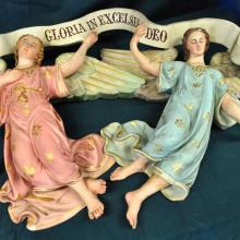 Angels singing the Gloria