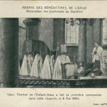 Chapel of the Benedictine Abbey of Lisieux