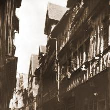 Lisieux - old houses